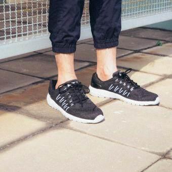 HARA Sports รองเท้าวิ่ง สำหรับผู้ชาย รุ่น JB01 สีดำ