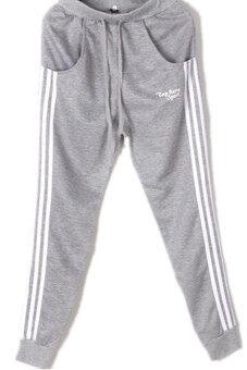 hengsong men jogging trousers light grey 1477527103 0147821 1e6679690c23960c1147fadeb212007d product ถูกเว่อ HengSong Men Jogging Trousers  Light Grey