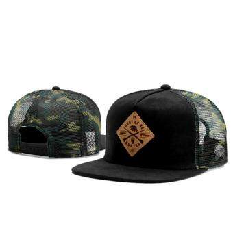 Hip Hop Snapback Cap CAYLER & SON - HUNTED ตาข่าย