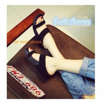 รองเท้าหญิงเพื่อสุขภาพสไตล์ยุโรป CDM318-3