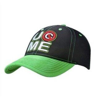 Harga New Style Cena Jhon Caps UCME Hats Unisex Sports & Outdoors Fashion ( Green )