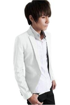 Harga Gracefulvara Suit Jacket (White)
