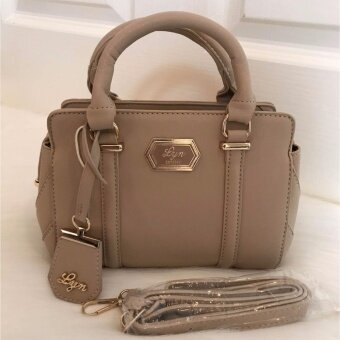 Harga LYN PREMIUM L COLOR BROWN