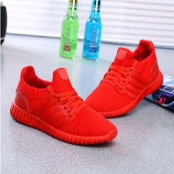 Harga Korean Shoes Small Red Shoes Couple Single Shoes Men and Women Sports Shoes Running Shoes - intl