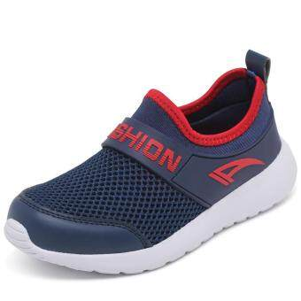 Harga Hot-selling Spring and Summer Children Sneakers Boys and Girls Breathable Fashion Sneakers - intl