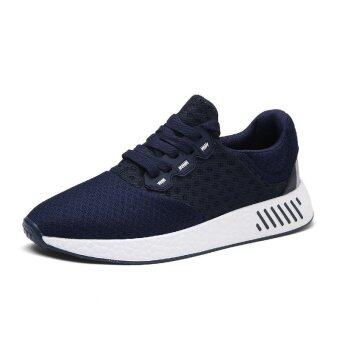 Harga รองเท้าผู้ชายรองเท้ากีฬารองเท้าลำลองรองเท้าใส่สบาย Men's Sports Shoes Running Shoes Casual Shoes Tourist Shoes