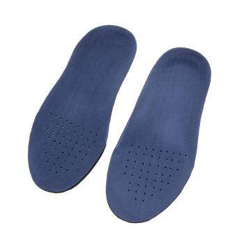 Harga EVA Flat Foot Arch Support Orthopedic Insoles Foot Care for Men and Women (Blue) (M) - intl