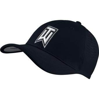 Harga Nike หมวกกอล์ฟ Nike TW Ultralight Tour Cap 726291-010 (Black)