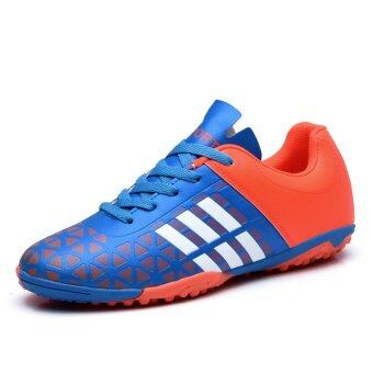 Harga รองเท้าฟุตบอลอาชีพรองเท้าฟุตบอลรองเท้ากีฬากลางแจ้ง Professional Football Shoes Soccer Shoes Outdoor Sports Shoes