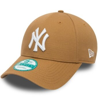 Harga NEW ERA 9FORTY 11352957 The League Basic New York Yankees Adjustable (Brown)