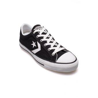 Harga Converse รองเท้า Cons Star Player Ox (Black)