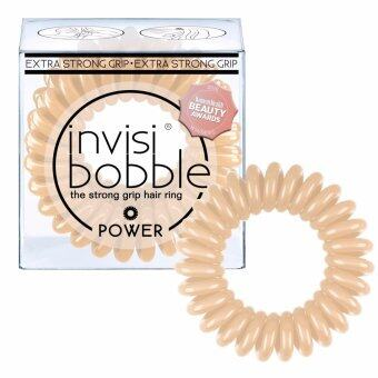 invisibobble   power  to be nude