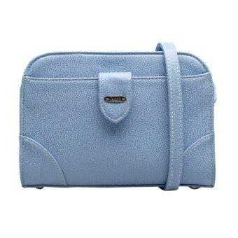 ต้องการขายด่วน Jacob International กระเป๋าถือ รุ่น V4284 (Blue)