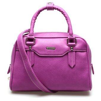 Jacob International กระเป๋าถือ รุ่น V4290 (Purple)
