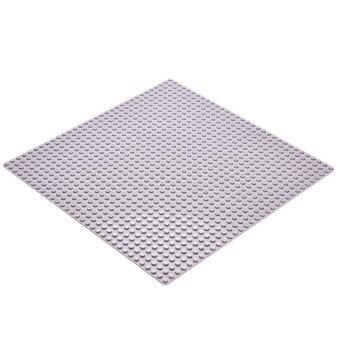 Jetting Buy Building Blocks Base Plate for Lego Gray - intl