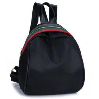 แฟนปิงปิง Jianyue Oxford ผ้าวรรคเดียวกันนักเรียนผ้าใบกระเป๋าสะพาย Shinebager (กระดานแสง)