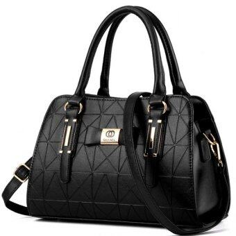 Harga JOY Korea Korean fashion Woman's fashion handbag Black - intl
