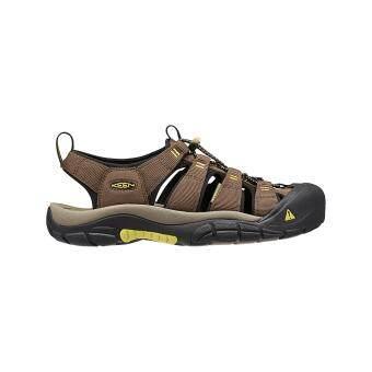Keen รองเท้าผู้ชาย รุ่น NEWPORT H2 (DARK EARTH/ACACIA)