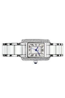Kimio นาฬิกาข้อมือผู้หญิง สีขาว/เงิน สาย Alloy รุ่น KW6036 (image 4)