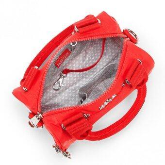 Kipling Keeya S Kt Shoulder Bag (สีแดง) - 2