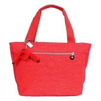 Kipling กระเป๋าสะพายไหล่ Jerimiah Tote / Shoulder Bag -สี Cayenne