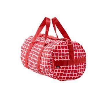 กระเป๋ากีฬา ขนาด 54*32 cm (แดง) -ck