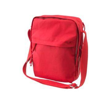 กระเป๋าสะพายสีแดง ขนาด 24x32 cm -CK