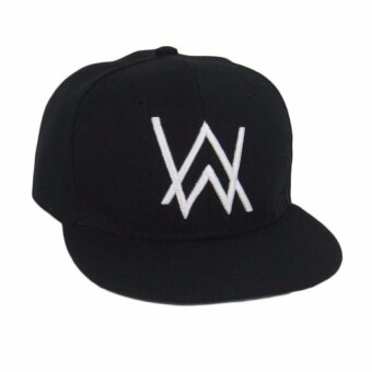 Kuhong Chic Alan Walker Embroidered Baseball Cap By Customon - intl