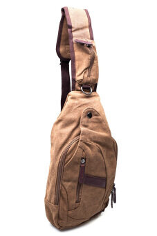 Marino Haversack made by canvas No.8661 (Brown) - 3