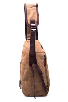 Marino Haversack made by canvas No.8661 (Brown) - 2
