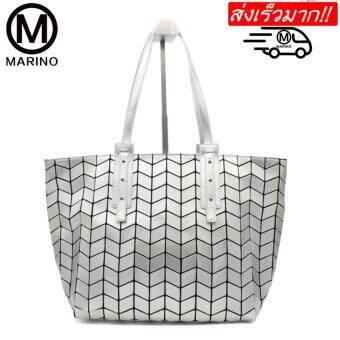 กระเป๋าสะพายข้าง กระเป๋าแฟชั่นสะพายผู้หญิง No.0242 - Silver