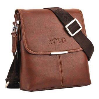 อยากขาย Matteo กระเป๋าสะพาย กระเป๋าหนัง กระเป๋าไอแพ็ตมินิ Polo Videng 0259