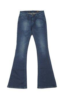 Mc Jeans Bootcut Fit Jeans WAH7146 - สีน้ำเงิน - 5