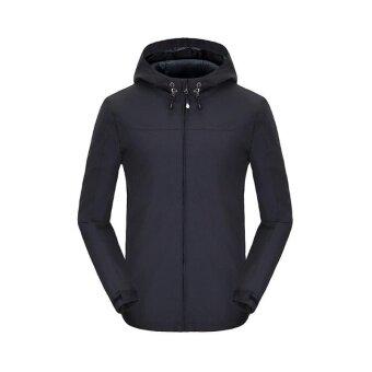 ผู้ชายและผู้หญิงหิมะ Windproof เสื้อกันหนาวสกีฤดูหนาวภูเขากีฬากลางแจ้งขนแกะ Outwear