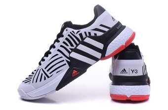 Harga Men Sport Shoes Good Quality Tennis Shoes white - intl
