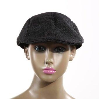 Mens Vintage Flat Cap