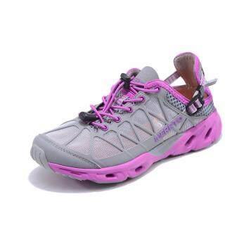 2561 รองเท้าลุยน้ำ Merrto 7275 (สีม่วง)