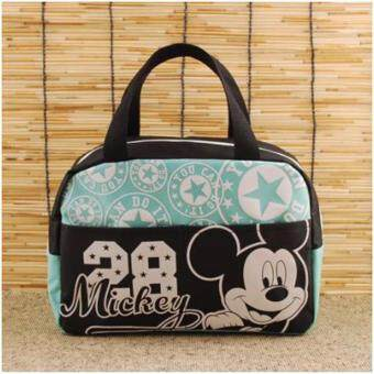 Mickey Mouse & Friends Hand Bag กระเป๋ามิกกี้เมาส์และเพื่อนงานลิขสิทธิ์แท้ 100%