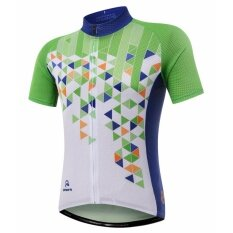 Mitisports Men's Cycling Jersey Dry Fit Bike Jersey