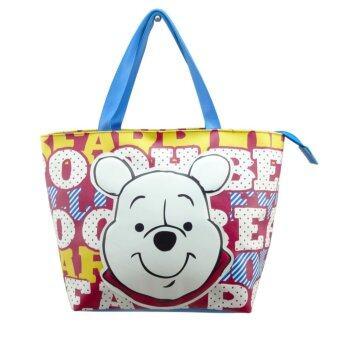 ต้องการขายด่วน Morning กระเป๋าถือ Winnie the Pooh งานลิขสิทธิ์แท้ WDA-007