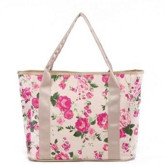Multifunctional Baby Diaper Bag Maternity Mummy Bag Messenger Nappy Bag 7# - intl
