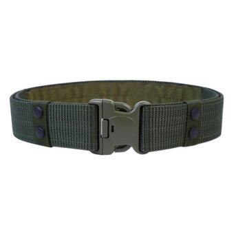Harga Multifunctional Police Military Training Belt Tactical AdjustableWaist Belts(Army Green) (Intl) - intl