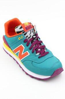 ราคา New Balance รองเท้าผ้าใบ รุ่น WL574RP