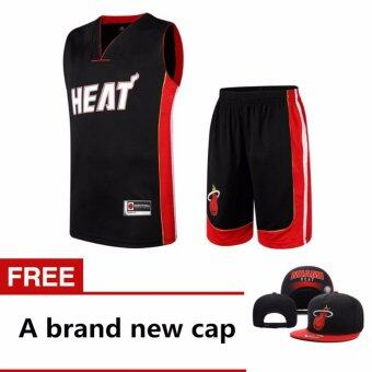 New high quality Men's Basketball Suit Basketball Jersey SportswearBasketball Clothes + FREE A brand new cap . - intl