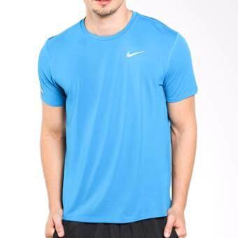 ซื้อ/ขาย Nike เสื้อออกกำลังกายผู้ชาย AS Dri-Fit Contour 683518-435 (Blue)