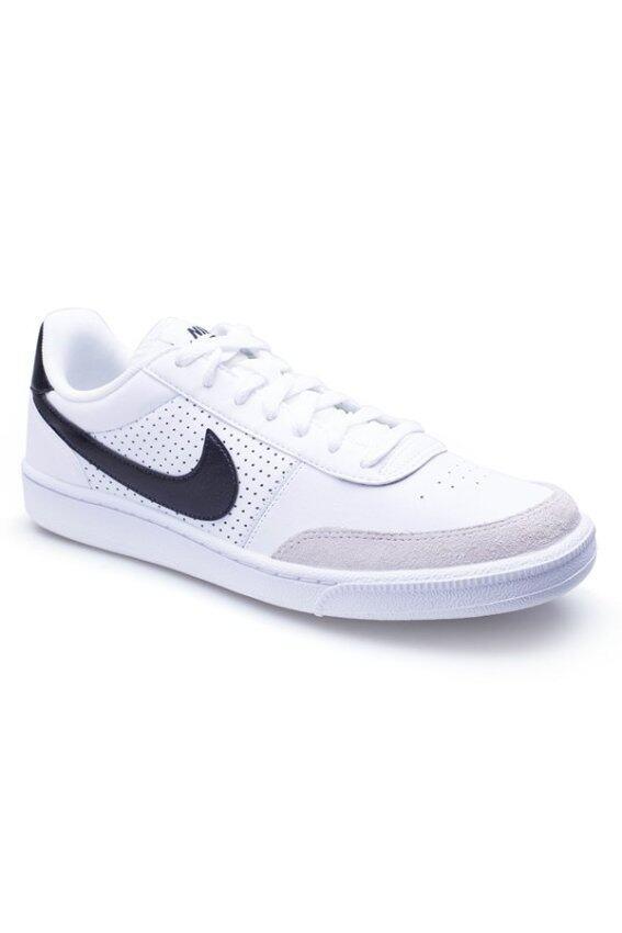 แนะนำ Nike รองเท้าผ้าใบ รุ่น Grand Terrace M - 599434100 (White/Black-LT/Base Grey)