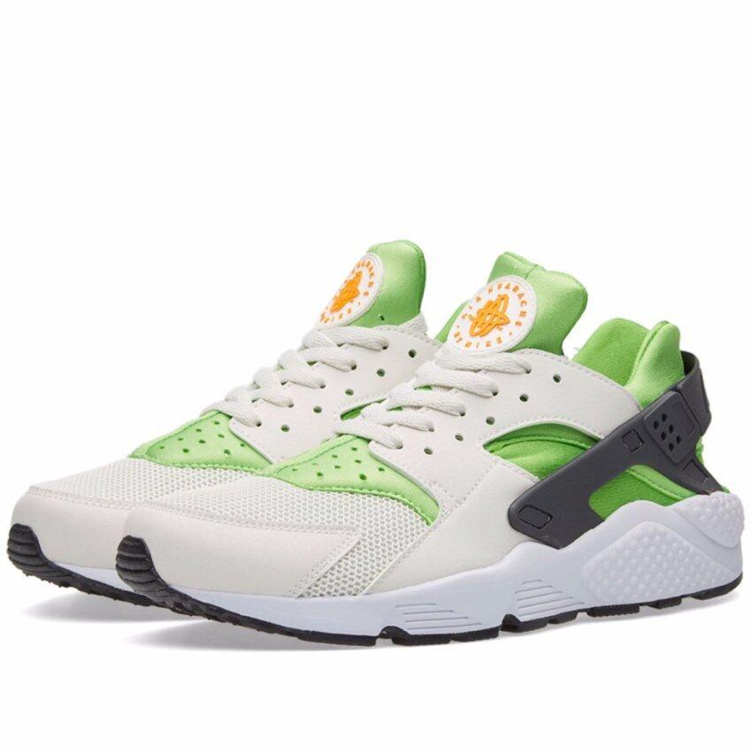 Nike (โปรดเทียบไซด์รองเท้า ตามตาราง) รองเท้าฟิตเนส รองเท้าลำลอง รองเท้าวิ่ง รองเท้าเที่ยว รองเท้าบาส รองเท้าวอลเล่ รุ่น Huarache