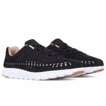 Nike (โปรดเทียบไซด์รองเท้า ตามตาราง) รองเท้าฟิตเนส รองเท้าลำลอง รองเท้าวิ่ง รองเท้าเที่ยว รองเท้าบาส รองเท้าวอลเล่ รุ่น Mayfly Woven