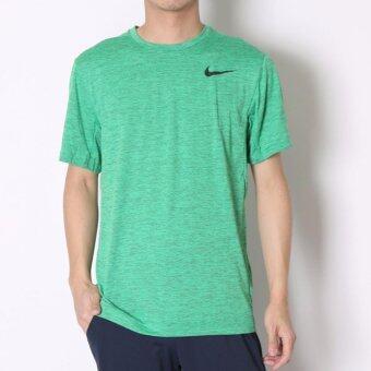 ซื้อ/ขาย Nike เสื้อออกกำลังกายผู้ชาย Nike As Dri-FIT Training 742229-342 (Green)