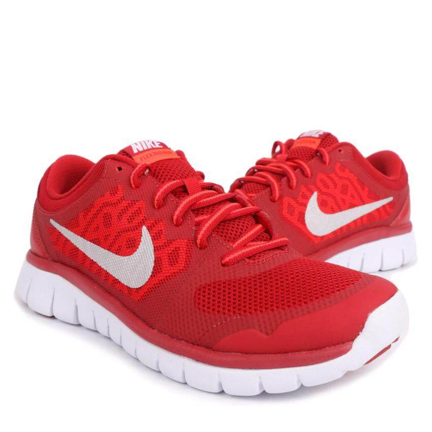 เช็คราคา Nike (โปรดเทียบไซด์รองเท้า ตามตาราง) รองเท้าฟิตเนส รองเท้าลำลอง รองเท้าวิ่ง รองเท้าเที่ยว รองเท้าบาส รองเท้าวอลเล่ รุ่น Nike Flex Run